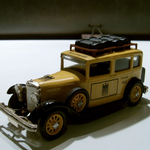 Eligor Mercedes 1931  GERMAN POST VAN car diecast model 1:43 SOLD
